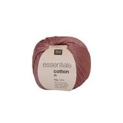 Essential Cotton pastelowy róż