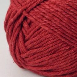 Cotton Linen - czerwona